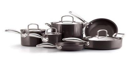 Anolon cookware – Allure 10-Piece Cookware Set