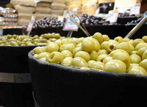 The Basic Types Of Olives