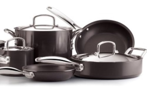 Anolon Allure 10 Cookware Set
