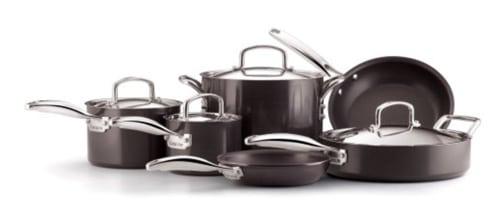 Anolon Allure Cookware Set