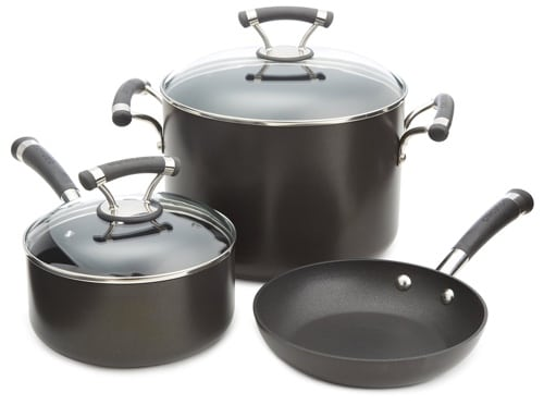 Circulon Contempo Hard Anodized Cookware Set