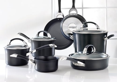 Circulon Symmetry 11-Piece Cookware Set