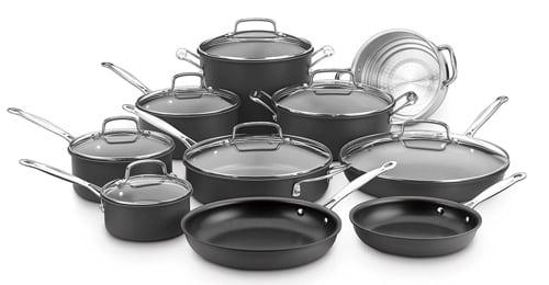 Cuisinart 66-17 Cookware Set