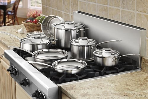 Cuisinart MCP-12 Cookware Set