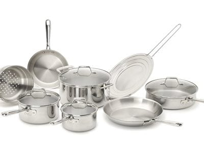 Emeril PRO-CLAD Stainless Steel Cookware Review