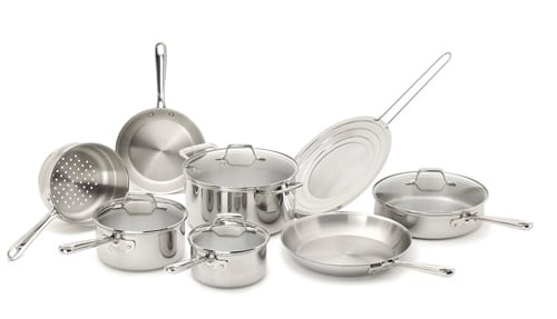 Emeril E914SC64 PRO-CLAD Cookware Set