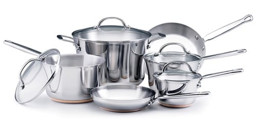 KitchenAid Gourmet Cookware Set