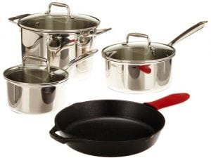 Lodge Cookware Set