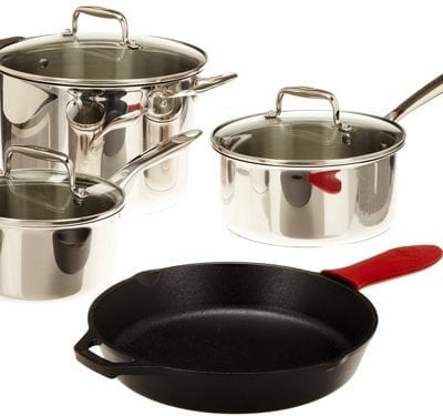 Lodge Elements 8-Piece Cookware Set