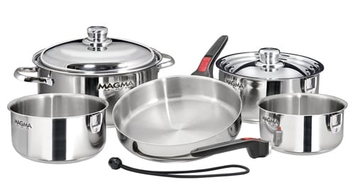 Magma Stainless Steel Cookware