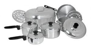 Magnalite Classic 13 Cookware Set