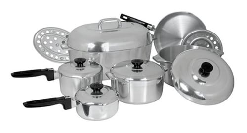 Magnalite Classic 13 Cookware Set