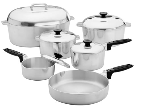 Magnalite Classic Cookware Set