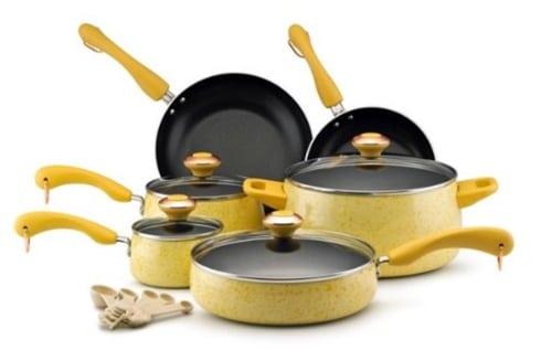 Paula Deen Cookware Set