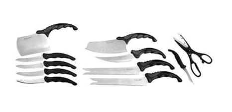 StoneDine FREE 11 Piece Knife Set