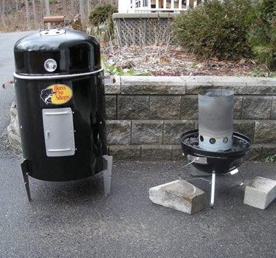 Brinkmann Smoke-N-Grill Charcoal Smoker Review