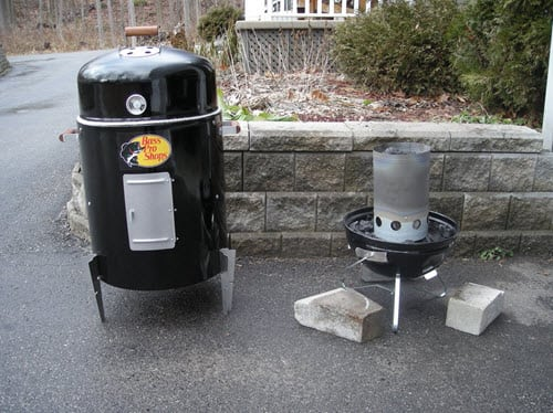 Brinkmann Smoke-N-Grill Charcoal Smoker review