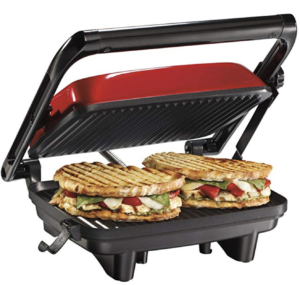 Hamilton Beach Electric Panini Press