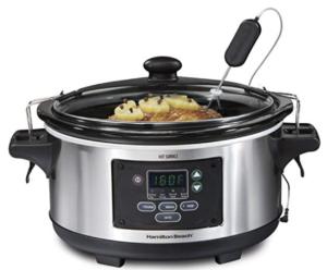 Hamilton Beach Portable 6-Quart Slow Cooker