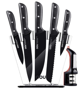 OOU 7 Kitchen Knife Set