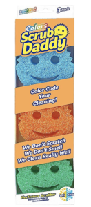 Scrub Daddy Colors Sponge