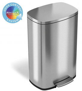 iTouchless SoftStep Bin
