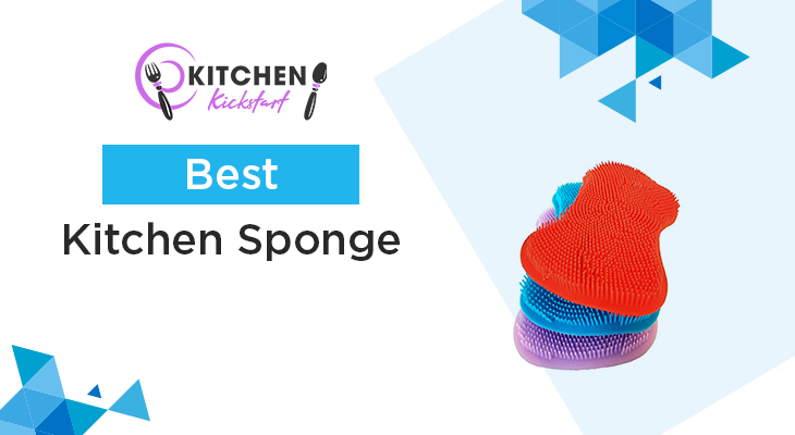 Kitchen sponge banner